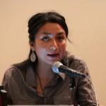 Mtra. Marcela Venebra Muñoz. Foto: Michel Maldonado.