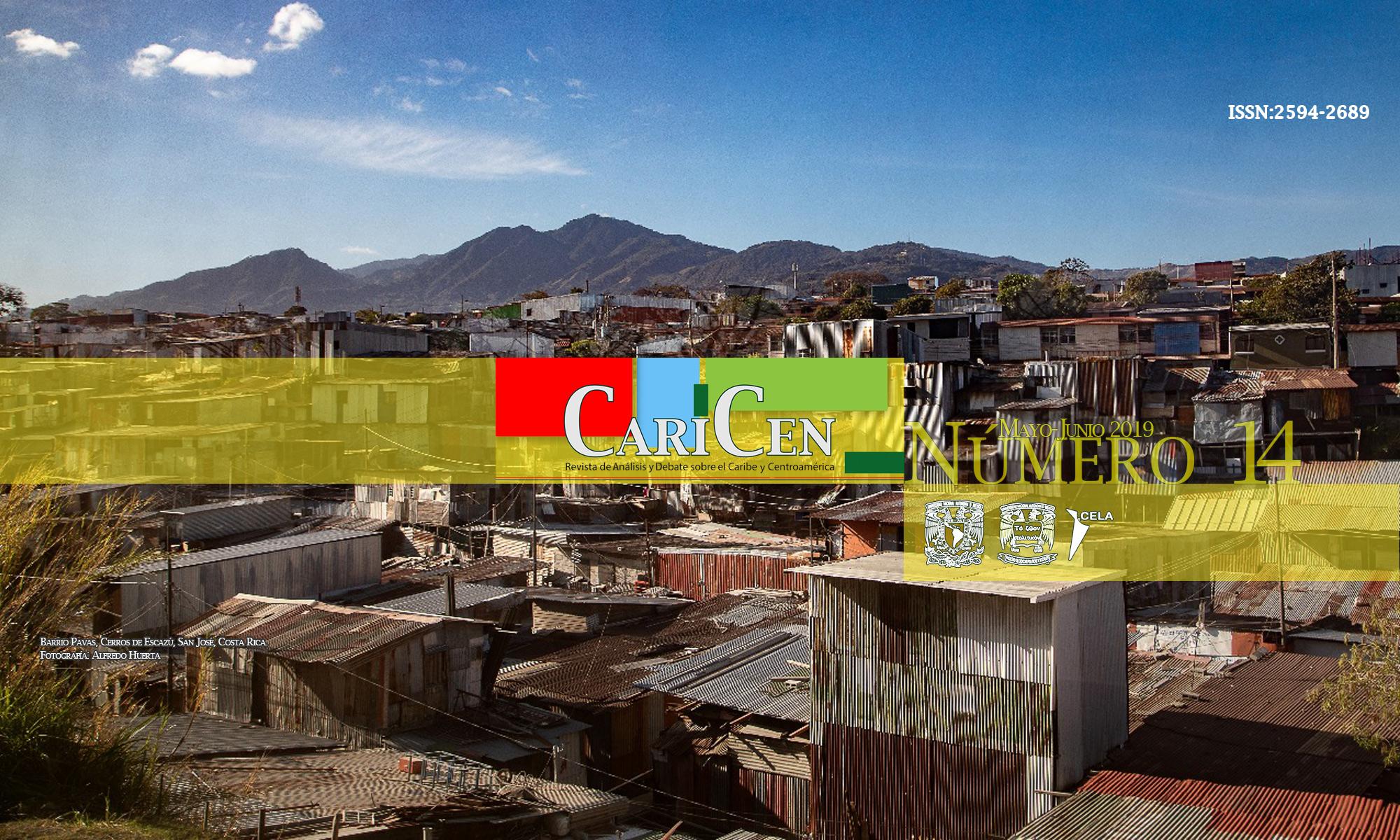 CARICEN Revista de Análisis y Debate sobre el Caribe y Centroamérica.