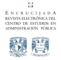 ENCRUCIJADA REVISTA ELECTRÓNICA DEL CENTRO DE ESTUDIOS EN ADMINISTRACIÓN PÚBLICA