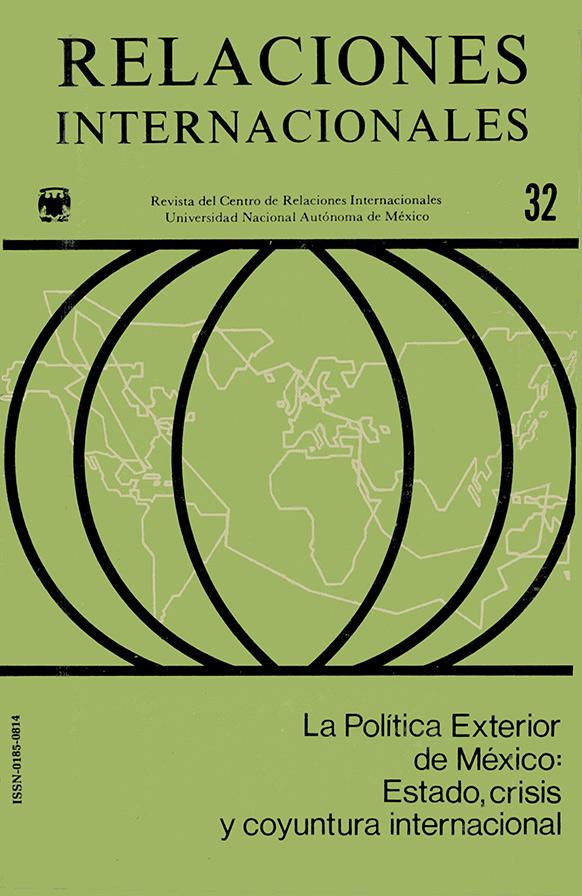 Hemerografía básica sobre política exterior de México actual