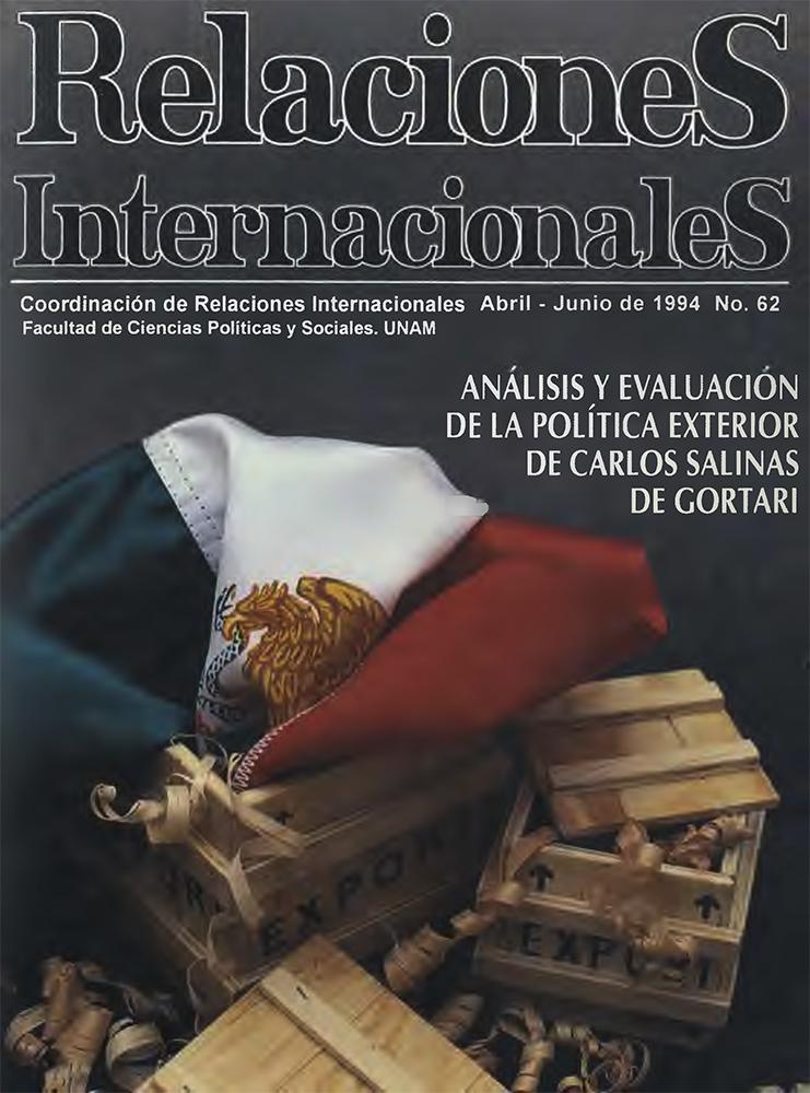 Algunas reflexiones en torno al análisis de la política exterior de México