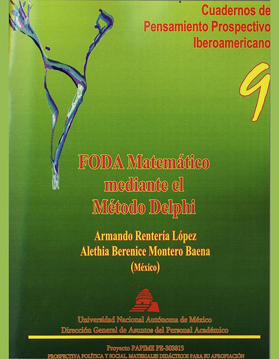 9. FODA Matemático mediante el Método Delphi