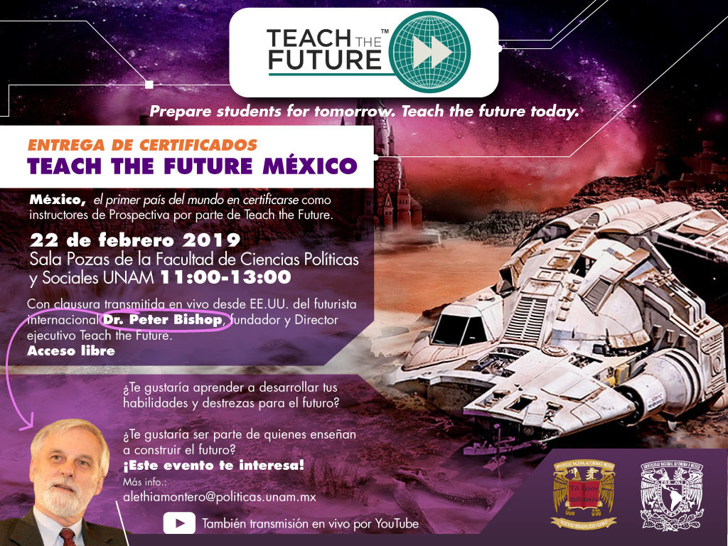 Teach the future 2019